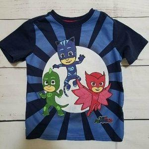 Other - PJ Masks 3t shirt